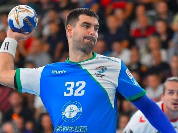 Гандболист сборной Украины перешел из катарского в испанский клуб