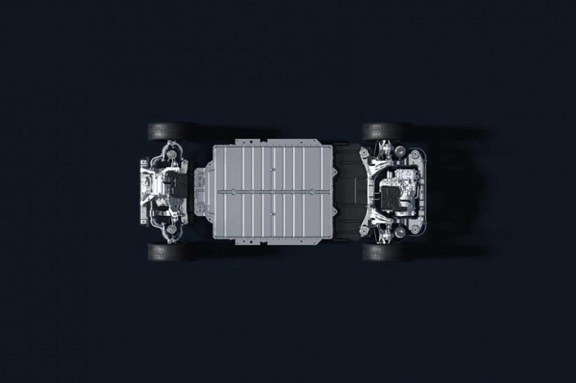 В Китае представили электрокар, который может проехать 999 километров без подзарядки