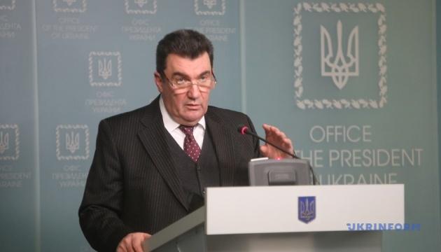 Данилов сообщил, о чем говорить во время встречи глав СНБО в Вильнюсе