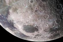 Photo of NASA впервые обнаружило воду на освещенной стороне Луны