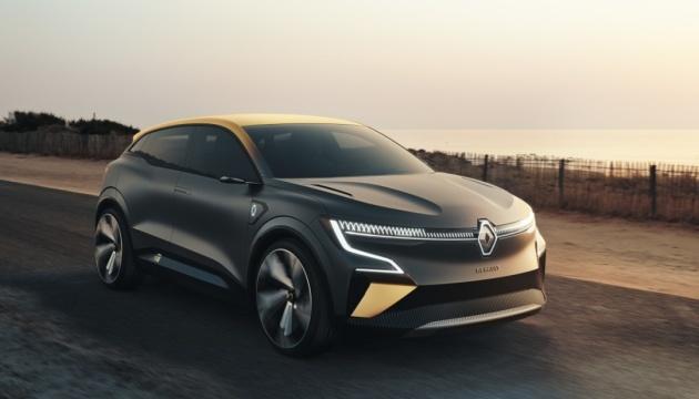 Renault представил концепт электрокара с двигателем на 217 «лошадей»