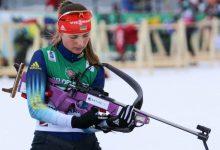 Photo of Украинская биатлонистка пропустит предстоящий сезон