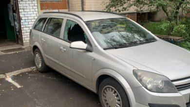 Photo of В Киеве«герой парковки» оставил авто у дверей подъезда и был жестоко наказан (ФОТО)