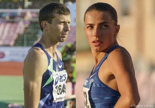 Двух прыгунов признаны лучшими легкоатлетами месяца в Украине