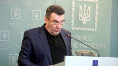 Photo of Данилов: Президент не нарушил законы, внеся в Раду проект по КСУ