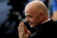 Photo of Президент ФИФА заразился коронавирусом