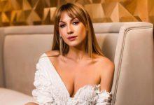 Photo of Леся Никитюк оголила бедра в прямом эфире (ФОТО)