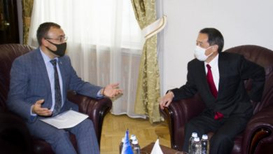Photo of Украина и Япония обсудили совместные шаги к свободному от ядерного оружия миру