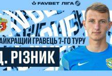 "Photo of Голкипер ""Ворсклы"" признан лучшим футболистом тура УПЛ"