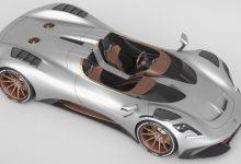Photo of «Паучок» за $600 тысяч: в Италии представили мощный спорткар