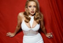 Photo of Тина Кароль в белом платье соблазнительно позировала на камеру (ФОТО)
