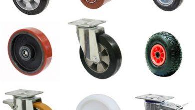 Photo of 5 видов колёс для складских тележек: основные характеристики изделий