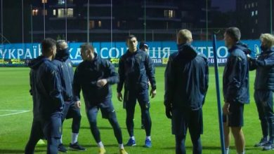 Photo of Тренировочный лагерь Украины: как национальная сборная придерживалась протокола УЕФА