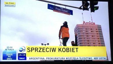 Photo of В Польше снова протестуют против запрета абортов и полицейского насилия (видео)