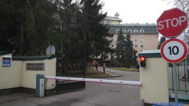 Photo of Служба охраны говорит, что Президента в «Феофании» никто усиленно не караулит