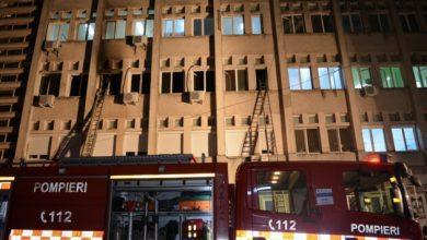 Photo of В Румынии вспыхнул пожар в реанимации с больными COVID-19: много погибших и раненых