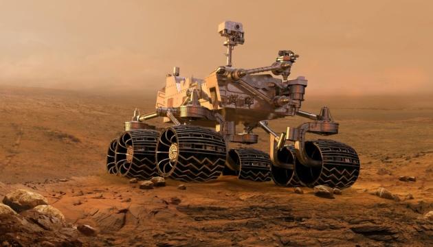 Марсоход NASA прислал на Землю записанный им в космосе звук