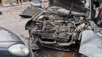 Photo of В Ровно маршрутка попала в тройное ДТП, есть жертвы (ФОТО, ВИДЕО)