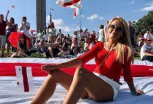 """Photo of Бывшей """"Мисс Беларусь"""" вынесли приговор за протест против Лукашенко (фото)"""