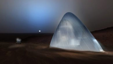 Photo of Первые люди на Марсе будут жить в стеклянных куполах — Маск