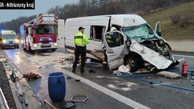 Photo of В Словакии украинский бус попал в ДТП: есть жертвы и раненые
