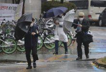 Photo of В Сеуле зафиксировали самый дождливый день в ноябре за всю историю