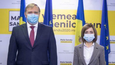 Photo of Санду: Мы должны вывести Молдову из изоляции и разморозить двусторонние отношения с Украиной