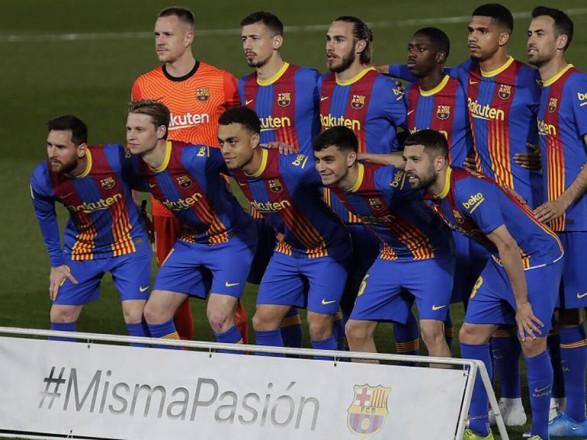 """""""Барселона"""" впервые в истории возглавила рейтинг самых дорогих клубов мира - Forbes"""