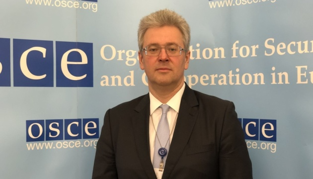 Украина осудила давление России на Шведское председательство в ОБСЕ