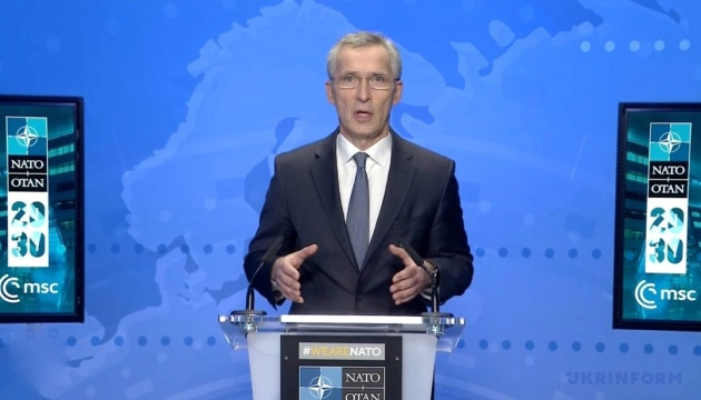 НАТО поддерживает право Украины подать заявку на членство в Альянсе - Столтенберг