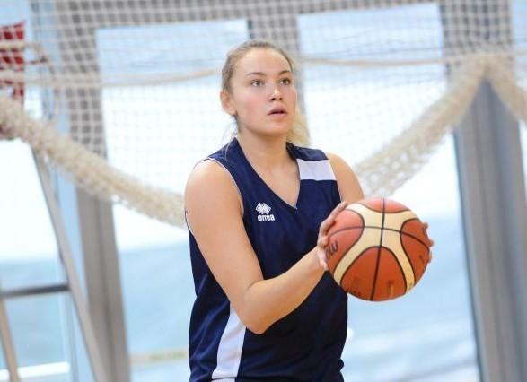 Баскетболистка сборной Украины стала самой результативной в игре чемпионата Швейцарии