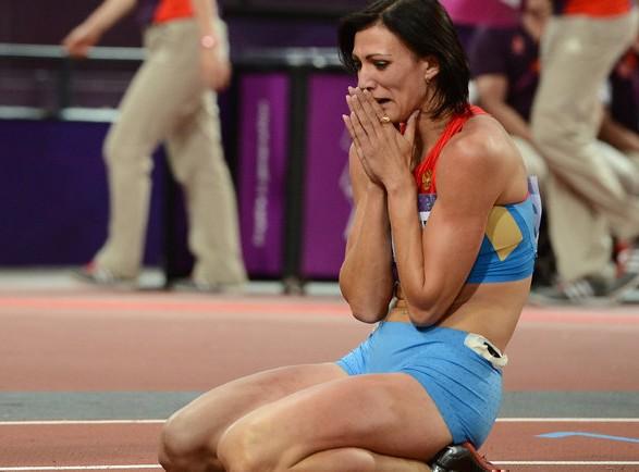 Олимпийских чемпионов из России дисквалифицировали на четыре года