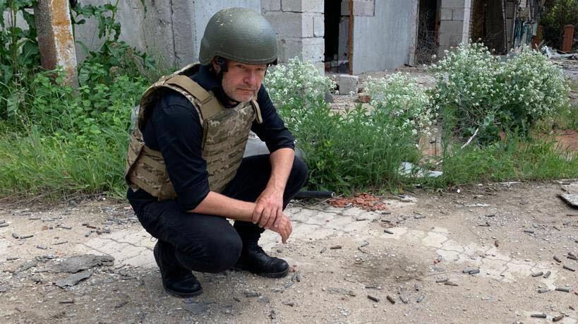 """Роберт Габек об оружии Украине и """"баталии"""" вокруг его заявления"""