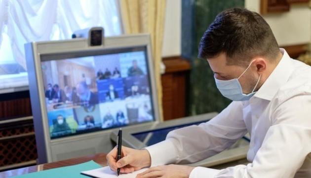 Президент подписал закон о референдуме