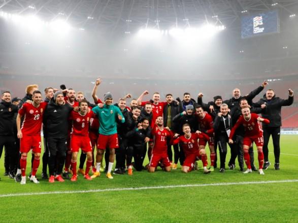 Определились четыре новичка элитного дивизиона Лиги наций УЕФА