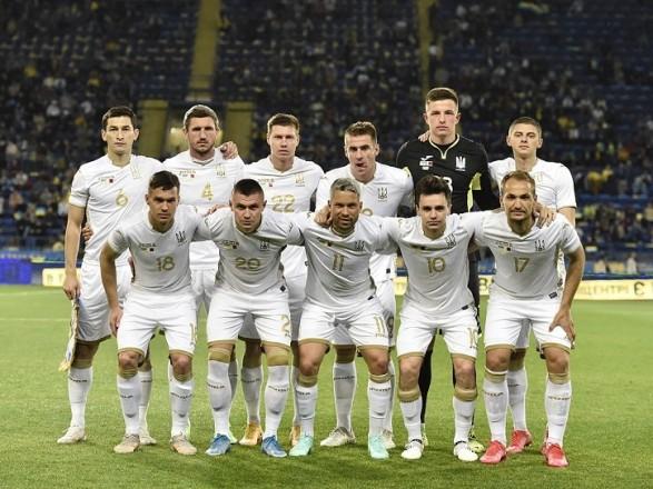 Перед стартом Евро-2020: сборная Украины сохранила место в рейтинге ФИФА
