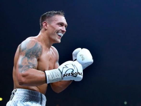 Усик потерял позицию в рейтинге лучших супертяжеловесов мира - The Ring