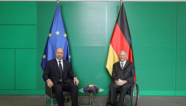 Шмыгаль: 47% немцев поддерживают будущее членство Украины в ЕС